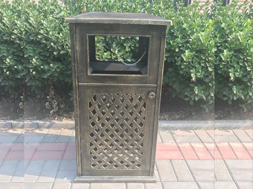 铸铝垃圾桶的如何维护同处理要求